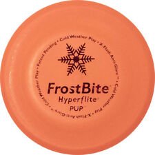 Hyperflite FrostBite Dog Disc - (Orange PUP 7 inches 70g)