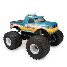 JConcepts 1993 Ford F-250 Monster Truck Clear Body Clod Buster RC Cars #0303
