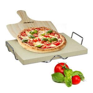 Pizzastein 3cm Cordierit Brotbackstein Pizzaschieber Brotschieber Steinofenpizza