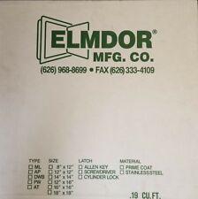 """""""NEW"""" Elmdor Dry Wall Access Door 16"""" x 16"""""""