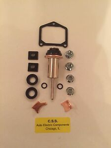 DENSO STARTER SOLENOID REPAIR KIT CONTACTS Acura Integra 1.8L 228000-2060