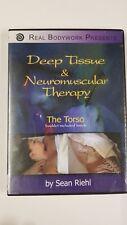 Deep Tissue NMT Medical Massage Video On DVD The Torso FREE SHIP