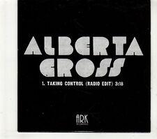 (GT823) Alberta Cross, Taking Control - 2009 DJ CD