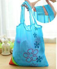 Pop Shopper Strawberry Eco Shopping Bag Nylon Folding Reusable Compact Tote - 6A