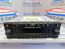 Porsche Boxster CDR 22 Radio 996.645.122.10 29/5R