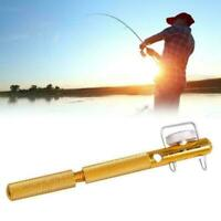 Portable Knot Line Tying Hooking Device Outdoor Fast Fishing Tying Tool B1N4