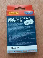 HORNBY R8102 TTS Sound Decoder for Class 37