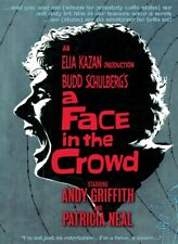 A FACE IN THE CROWD - (1957) - Elia Kazan Andy Griffith, Neal, Franciosa - DVD