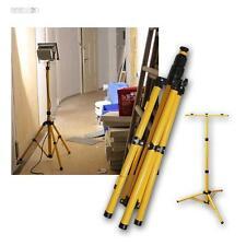 Soporte para bis zu 3 LED Proyectores 30w/50w 145cm, Foco de construcción Luz