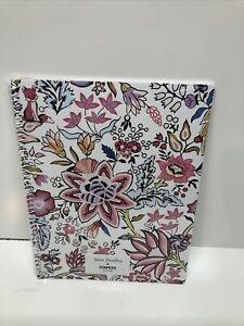 Vera Bradley Subject Notebook Maplewood Floral NIP