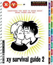 XY magazine #39 XY SURVIVAL GUIDE gay youth coming out suicide sex ++BUY FROM XY
