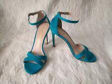 Stuart Weitzman Vero Cuoio Heeled Sandal sz 6M