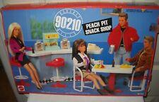 #10178 RARE NIB Vintage Mattel Beverly Hills 90210 Peach Pit Playset