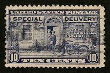 US 1922 #E12 - 10c Special Delivery BOB Used VF