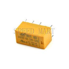 High Quality 8 Pins RELAY 24V DC Coil Power Relay PCB < HK19F-DC24V-SHG>