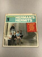 The Best Of Herman's Hermits Vinyl LP SE4315 Stereo MGM