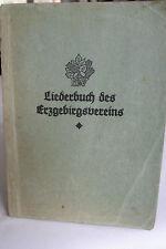 Liederbuch Erzgebirgsverein