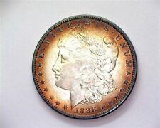 1888 MORGAN SILVER DOLLAR BRILLIANT UNCIRCULATED NICE COLOR!!