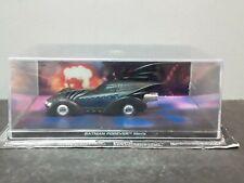 1995 The Batmobile Batman Forever Eaglemoss Model Die-cast New in Display Case