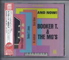 BOOKER T. & THE MG's And Now !  JAPAN cd Atlantic Stax Volt  WPCR-27606 NEW