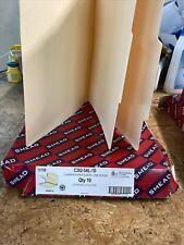 Smead Manila Classification Folders New 1 Divider C302 5al 1d 10 Pk Open Box
