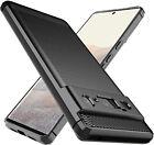 For Google Pixel 6 Pro 5 4A 5G 4 XL 3a XL Shockproof Fiber Carbon TPU Cover Case