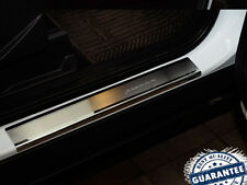 Stainless Steel Door Sill Entry Guard Covers Trim for Volvo XC90 2006-2012
