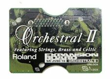 Roland Orchestral II Expansion-Board SR JV80-16 JV1080 JV2080 XV5080 + GEWÄHR