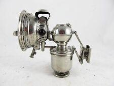 HERM RIEMANN'S ORIGINAL PICCOLO BICYCLE LAMP C1910-20