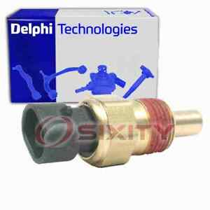 Delphi Coolant Temperature Sensor for 1985-1986 Chevrolet K10 Suburban 5.7L yt
