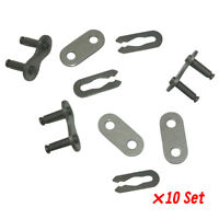 30 Sets 415 Chain Master Link For 2 Cycle 80cc Motorized Bicycle Bike