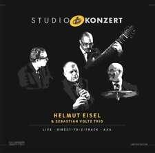 HELMUT EISEL & Sebastian Voltz Trio - Studio Konzert (180g)   LP