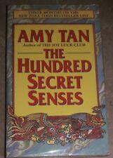 Amy Tan: The Hundred Secret Senses PB