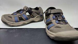 Teva Sandals Gray Blue Men's Size 10
