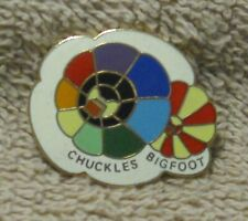 CHUCKLES BIG FOOT BALLOON PIN