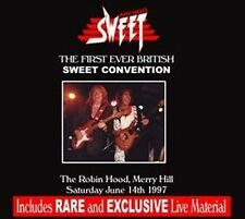 THE SWEET LIVE AT THE UK CONVENTION 1997 VIDEO CD SET