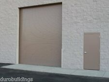 DuroSTEEL JANUS 10X12 Heavy Duty 3400 Series HURRICANE WIND-RATED Roll-up Door