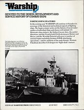 Warship Quarterly No 12 (Conway 1979 1st)