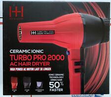 Hair Dryer Cerámic Ionic Turbo Pro2000 ac