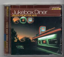 (JF849) Jukebox Diner, Beats From The 60s - 1999 CD