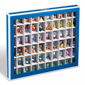 Leuchtturm Sammelbox K 60 Sammelkasten Setzkasten Vitrine Miniaturen emoji Ü-Ei