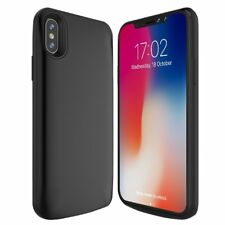 iPhone X Battery Case, BEAOK 6000mAh Portable Charger Case External Battery Pack