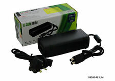 High quality Power Supply for Xbox 360 S Slim UK Mains Charger Cable