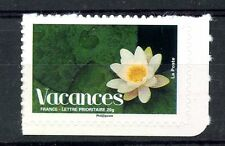STAMP / TIMBRE FRANCE  N° 4192 ** TIMBRES POUR VACANCES /  LOTUS  / AUTOADHESIF