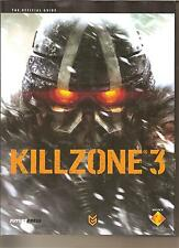KILLZONE 3 THE OFFICIAL GUIDE BY FUTURE PRESS BOOK