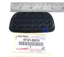 05 – 14 For Toyota Hilux Vigo Champ Sr5 UTE Black Rubber Brake Pedal Pad Genuine
