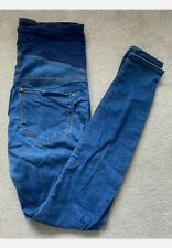 Maternity H&M over the bump jeans. Size 14 (42)