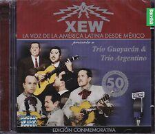 Trio Guayacan & Trio Argentino 50 Exitos 2CD La Voz de America Latina Desde Mex