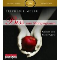 STEPHENIE MEYER: BIS(S) ZUM MORGENGRAUEN (MP3)  CD-ROM NEW