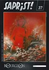 REVUE SAPRISTI ! N°37 . 1997 . SPÉCIAL BOURGEON / PASSAGERS DU VENT .